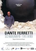 Dante Ferretti scenografo italiano